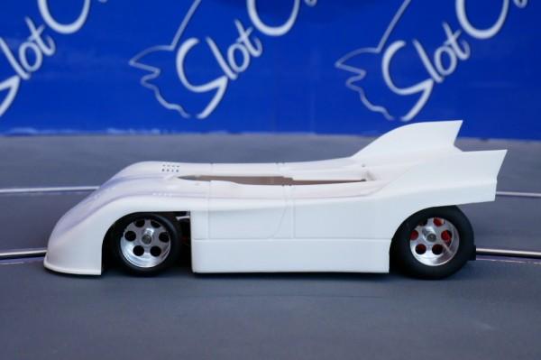 Porsche 908/3 Double Fin White Kit