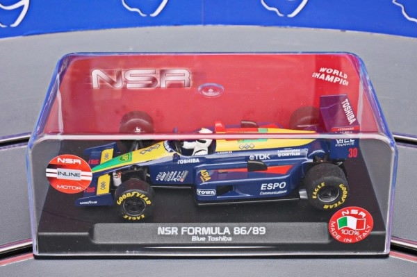 Formula 86/89 Toshiba #30