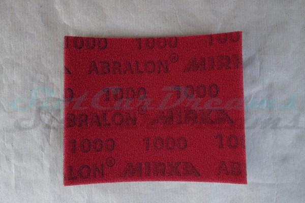 """Abralon Handbad K1000 => """"Stück"""""""