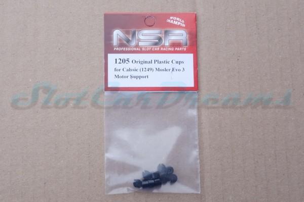 """NSR Motorhalter/Chassis Classic und EVO 3 Befestigungscup => """"Stück"""""""