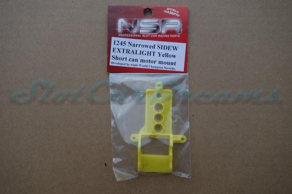 NSR Motorhalter SW Extralight Yellow