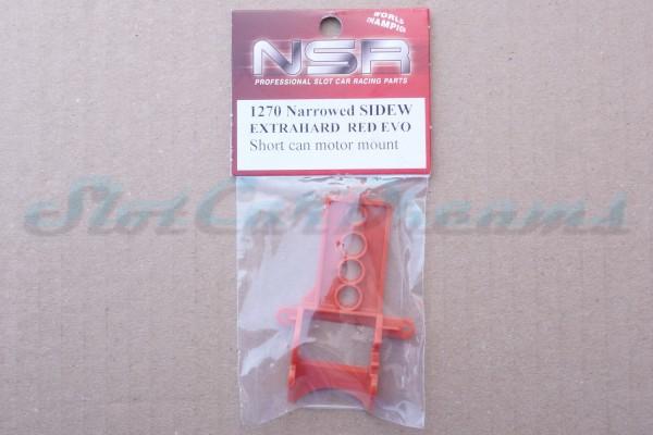 NSR Motorhalter SW EVO Extra Hard Red