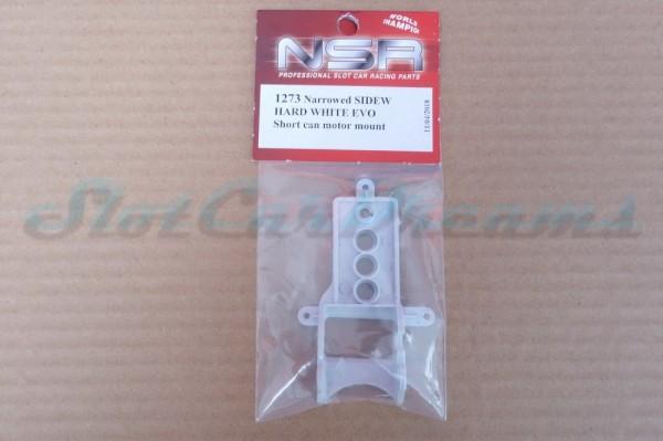 NSR Motorhalter SW EVO Hard White