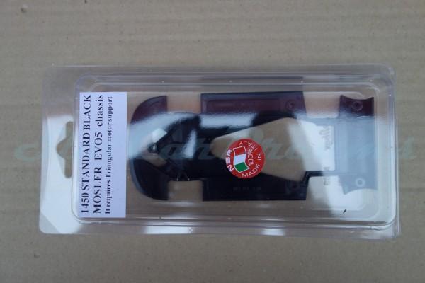 NSR Mosler Chassis Triangular EVO5 Medium Black