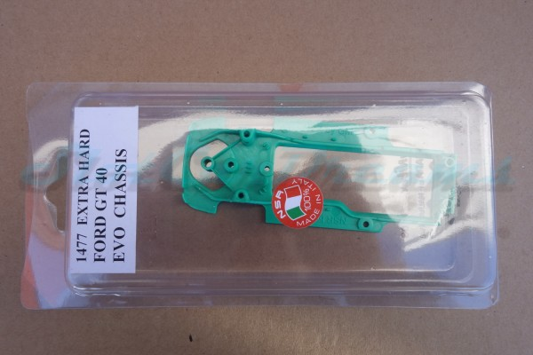 NSR Ford MKII GT40 Chassis EVO Extra Hard Green