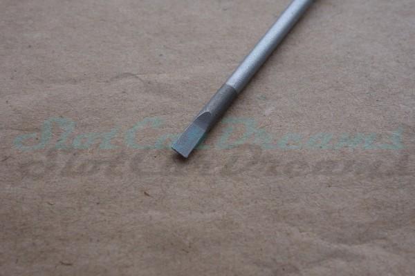 Gedore High Quality Schraubendreher Schlitz 3