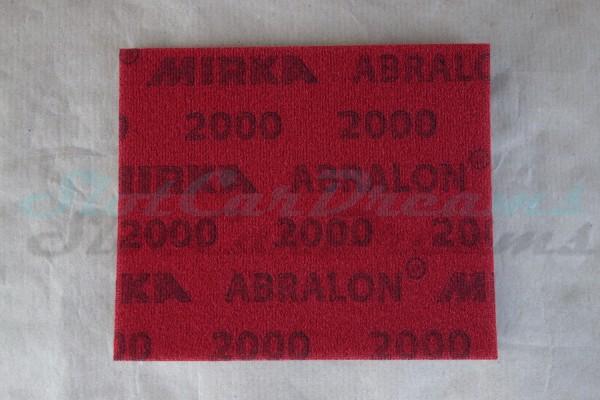 """Abralon Handbad K2000 => """"Stück"""""""