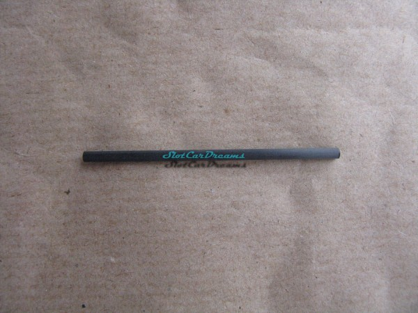 "Slotdevil Achse 2,38 x 55 mm ""Carbon"" => ""Stück"""
