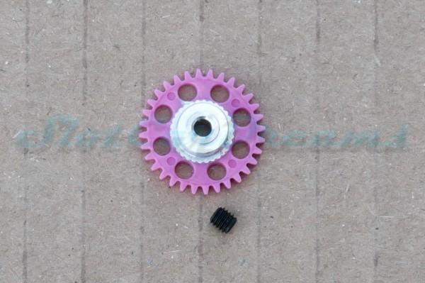 Slotdevil Spurzahnrad Kunststoff 32 Zähne für 3 mm