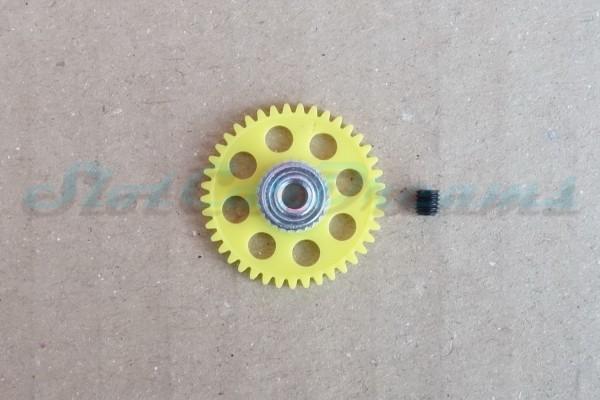 Slotdevil Spurzahnrad Kunststoff 41 Zähne für 3 mm