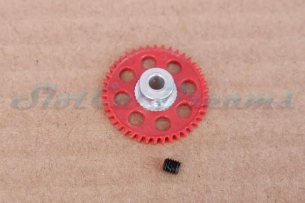 Slotdevil Spurzahnrad Kunststoff 42 Zähne für 3 mm