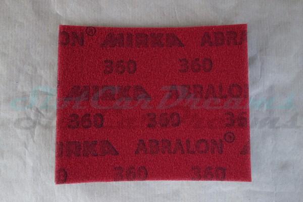 """Abralon Handbad K360 => """"Stück"""""""