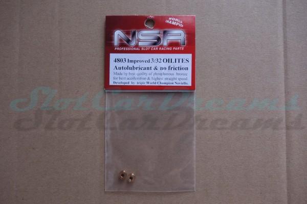 "NSR Achslager 2,35 x 4,9 mm Gleitlager => ""Stück"""