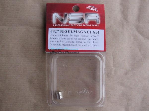 "NSR Magnet 8 x 4 mm => ""Stück"""