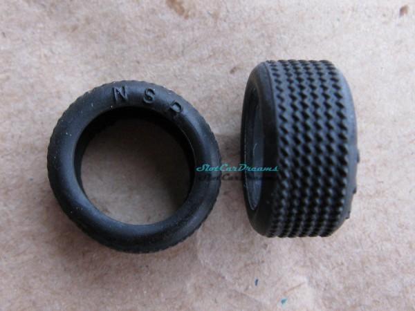 """NSR Reifen 5252 Ultragrip 18,5 9 mm => """"Paar"""""""