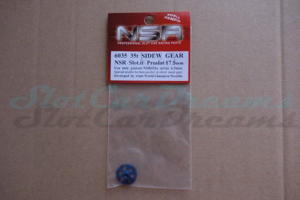 NSR Spurzahnrad 35Z Ø17,5 mm