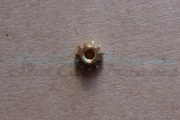 "NSR Motorritzel IL 5,5 mm 11 Zähne Messing => ""Stück"""