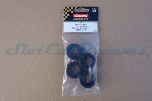 "Carrera 124 Corvette C7.R + Ford GT + DTM + Porsche 991 Reifen => ""Set"""
