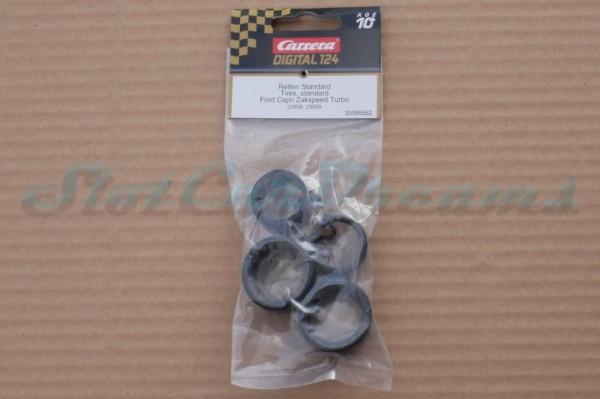 """Carrera 124 Ford Capri Reifen => """"Set"""""""