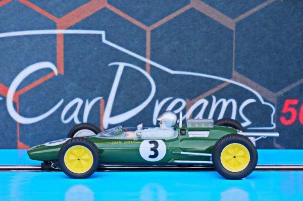 Lotus 25 J. Brabham Monaco GB 1963 #3