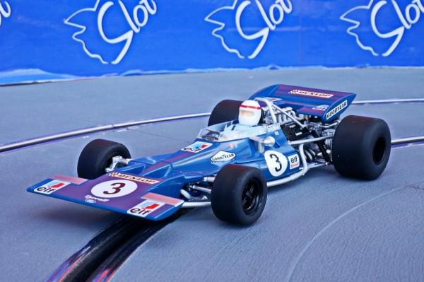 Tyrrell 001 Jackie Stewart 1970 #3