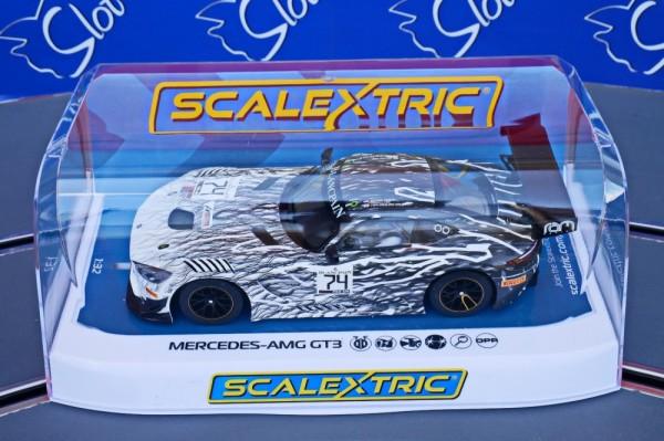 Mercedes AMG GT3 RAM Racing 2019 #74