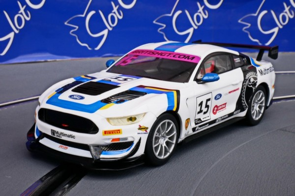 Ford Mustang GT4 British GT 2019 #15