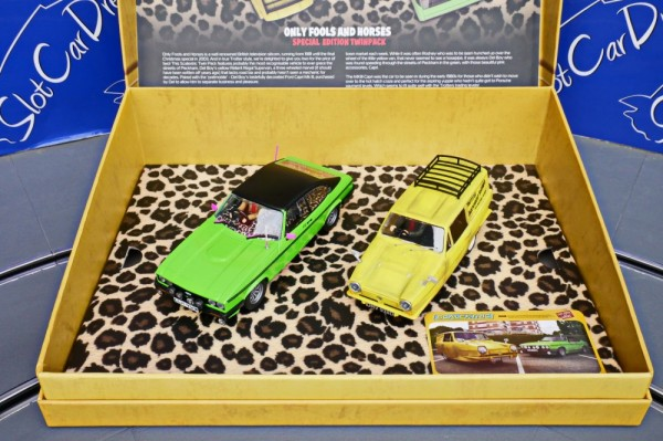 Only Fools And Horses Twin Pack