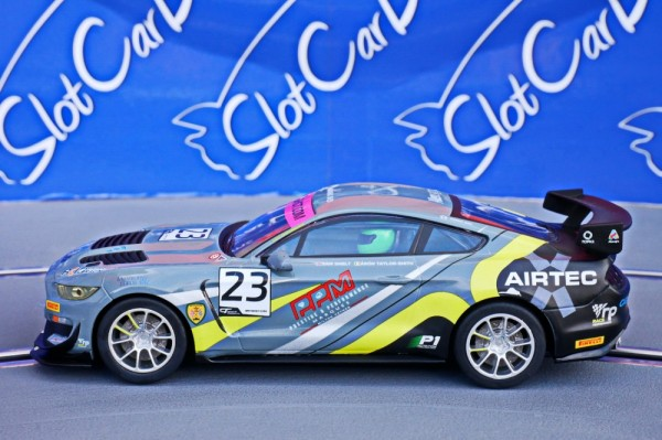 Ford Mustang GT4 British GT 2019 #23