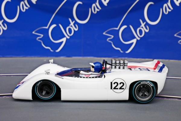 McLaren M6B Can-Am Sports Racing 1968 #22