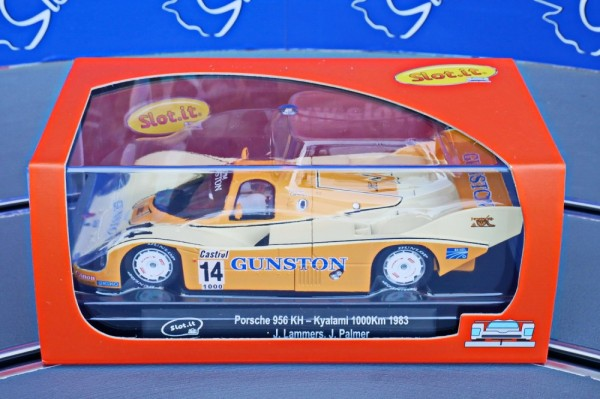 Porsche 956KH Kyalami 1983 #14