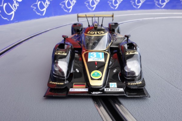 Lola B12/80 24h Le Mans 2012 #31