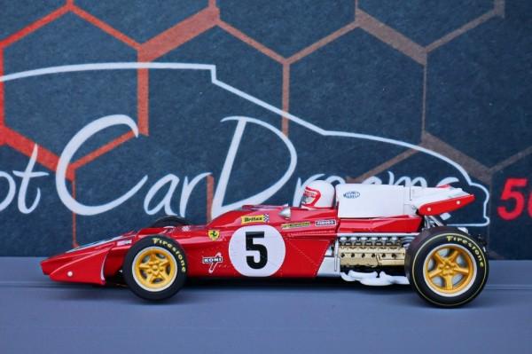 Ferrari 312B2 C. Regazzoni Silverstone 1971 #5