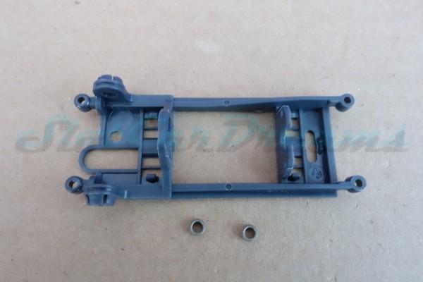 "Slot.it Achs / Motorhalter IL EVO 6 Offset 0,5 mm => ""Set"""