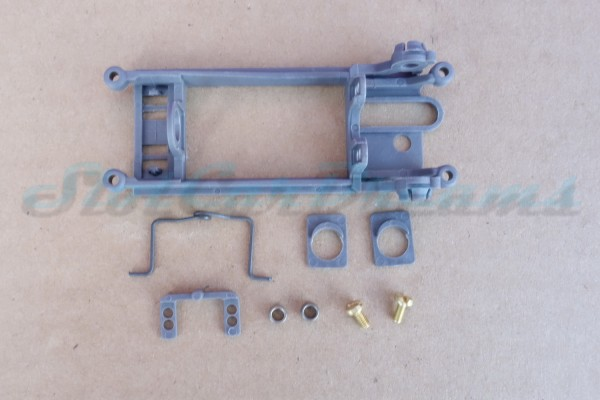 "Slot.it Achs / Motorhalter IL EVO 6 Offset 0,5 mm Longcan=> ""Set"""