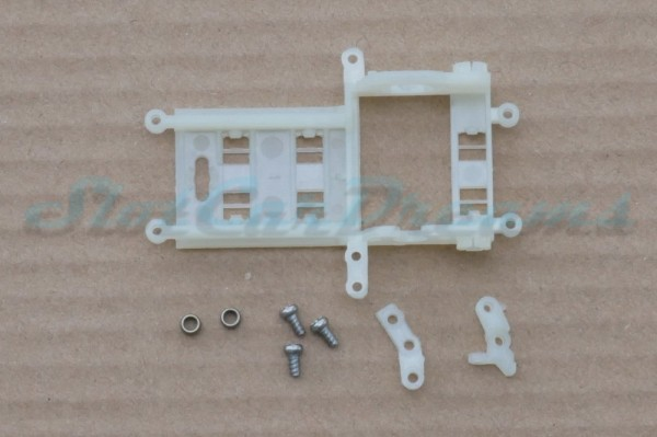 "Slot.it Achs / Motorhalter SW EVO 6 Offset 1 mm => ""Set"""