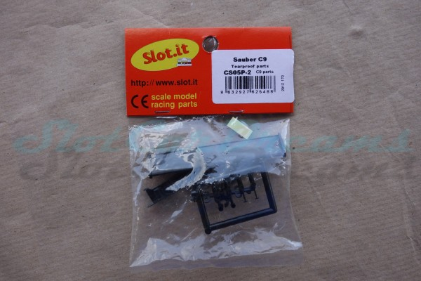 Kleinteile Ersatzset  Sauber C9