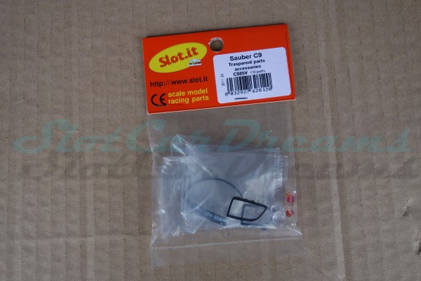 Ersatzteile Gläser Sauber C9