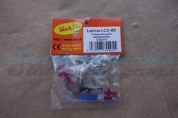 Ersatzteile Gläser Lancia LC2-85
