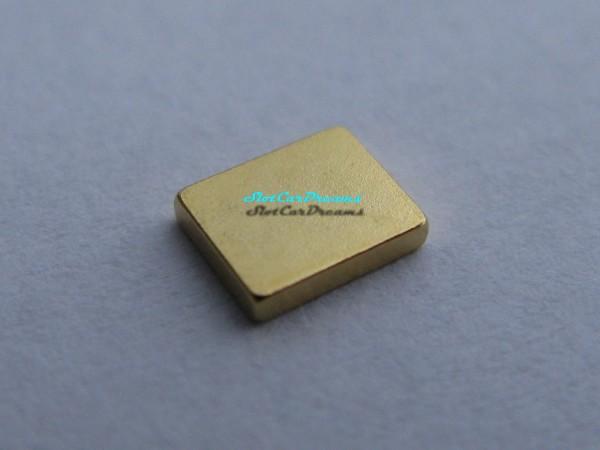 """Magnet 5 X 4 X 1 mm => """"Stück"""""""