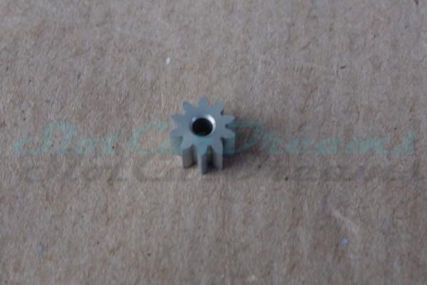 """Slot.it Motorritzel SW/AW 6,5 mm 10 Zähne """"Alu light""""=> """"Stück"""""""