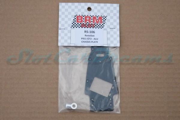 """RevoSlot Porsche GT2 Chassisplatte """"Set"""""""