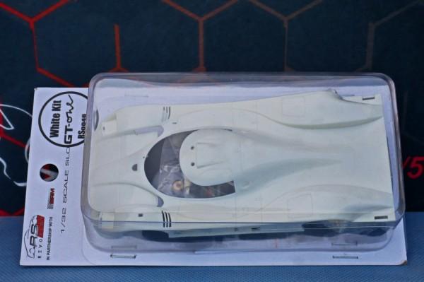 Toyota GT One White Kit