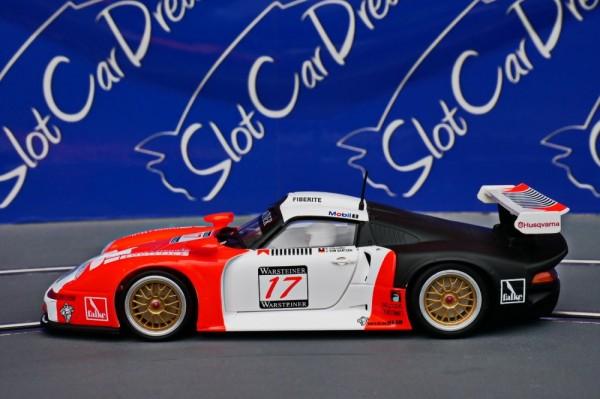 Porsche GT1 JB Racing FIA GT Nürburgring 1997 #17