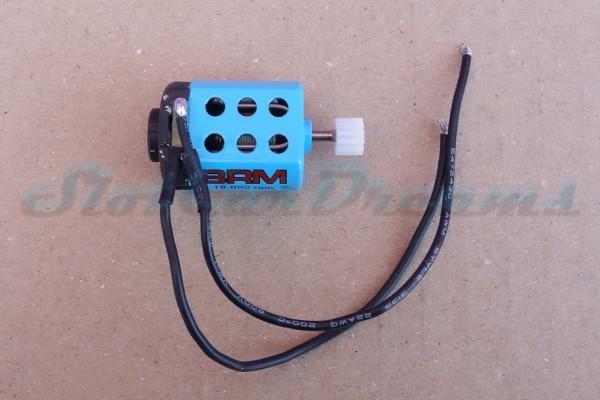 BRM Motor Blue 19000 für die Zwerge