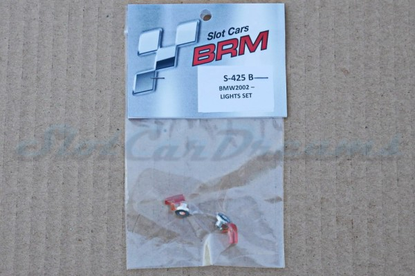 """BRM BMW 2002 Lichter => """"Set"""""""