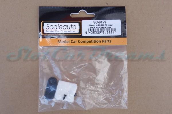 "Scaleauto Magnet für SC-8000 Chassis R3 Version""Set"""