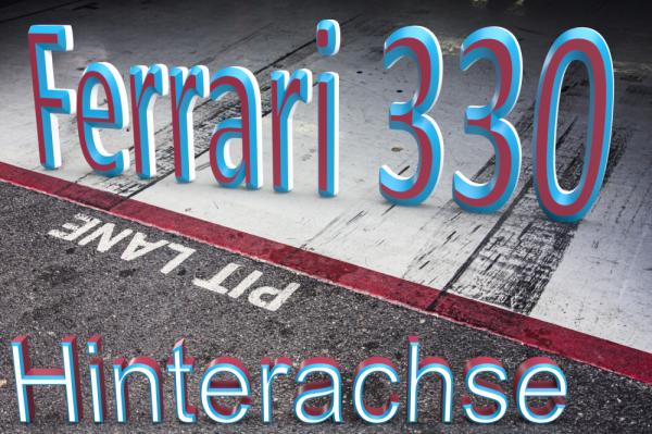 1. SCD Hinterachskit Carrera 124 #3