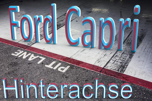 1. SCD Hinterachskit Carrera 124 #5
