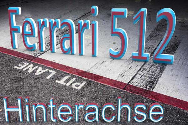 1. SCD Hinterachskit Carrera 124 #6